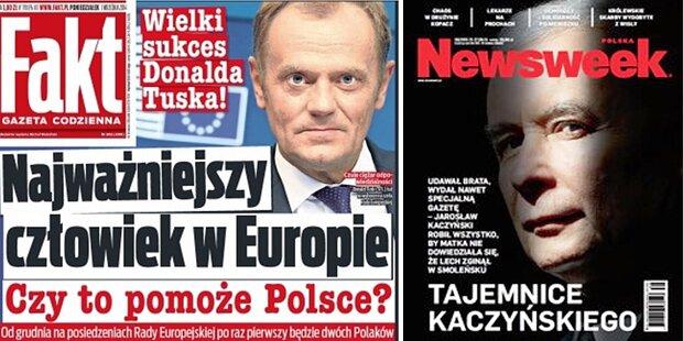 Polens Regierung übt Druck auf Medien aus