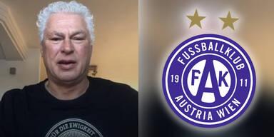 Toni Polster wütet gegen Austria-Bosse