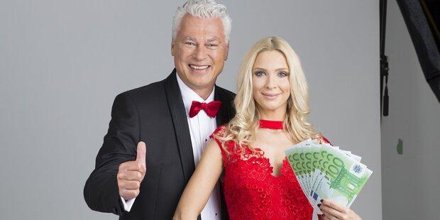 Toni Polster erstmals als Quizmaster auf oe24.TV
