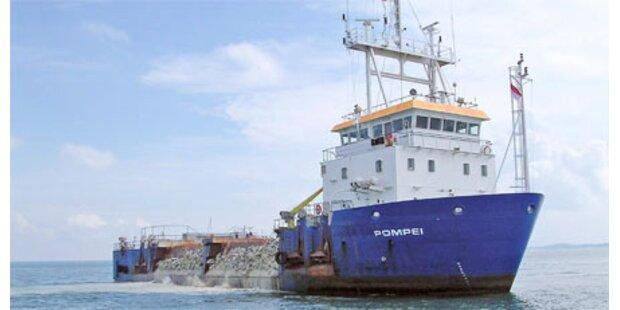 Geiselnahme auf Schiff vor Ostafrika