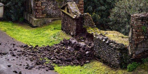 Pompeji zum zweiten Mal zerstört