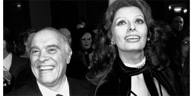 Filmproduzent Carlo Ponti gestorben