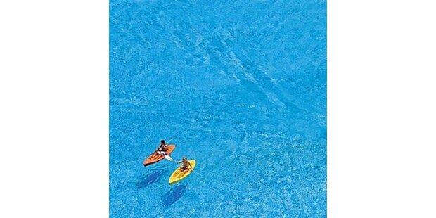 Der längste Pool der Welt