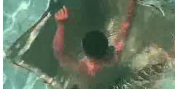 Pool-Pumpe verschlang 14-Jährigen
