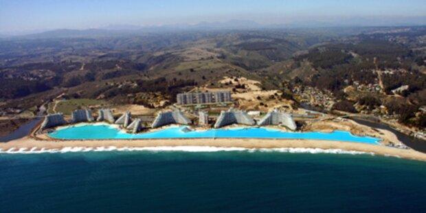 Das ist der größte Pool der Welt