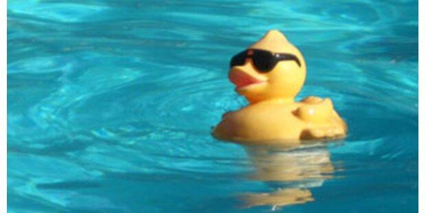 Wasser in Pools oft nicht in Ordnung