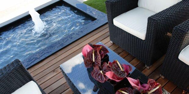 Gartenträume auf der Pool + Garden Tulln