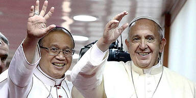 """Papst: """"Alle Koreaner sind ein Volk"""""""