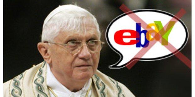 Knochenfragmente von Heiligen auf eBay versteigert