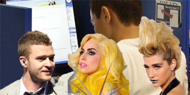 Hacker stahlen geheime Songs von Popstars