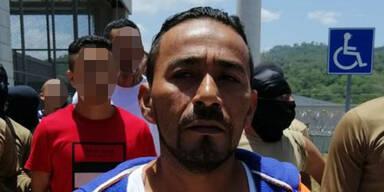 Gangster schießen Mara-Boss aus Gericht frei