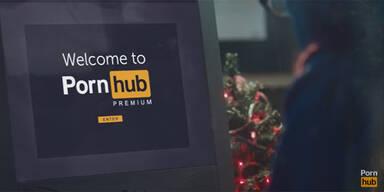Porno-Anbieter begeistert mit Weihnachts-Video