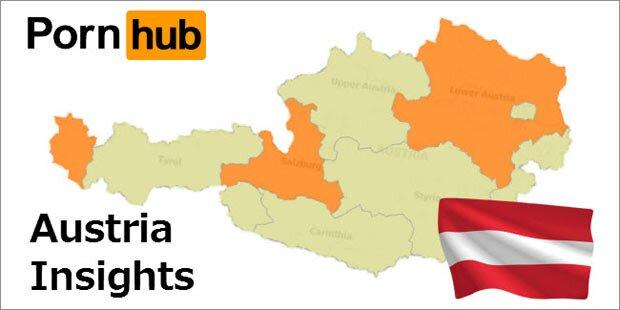 So nutzen Österreicher Internet-Pornos