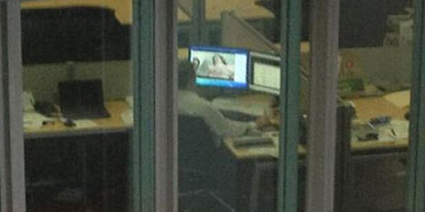 TV-Techniker speiste Porno ins Programm