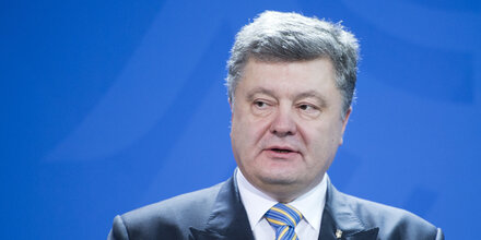 Poroschenko greift Russland scharf an