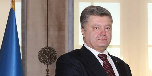 Ukraine stellt neues Sicherheitskonzept vor