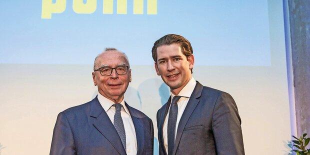 Million für ÖVP: Aufregung um Spende von Bautycoon