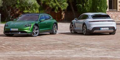 Das ist Porsches elektrischer Crossover-Kombi