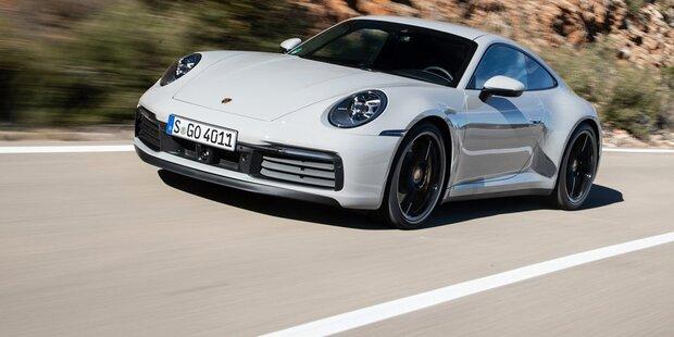 Neuer Porsche 911 Carrera S im Test