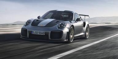 Stärkster Porsche 911 aller Zeiten startet