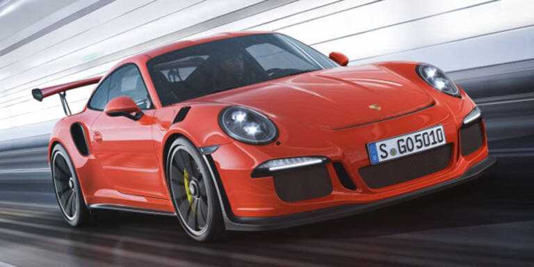 Porsche 911 GT3 RS: Der schärfste 911er
