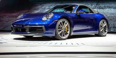 Porsche nach wie vor im Höhenflug