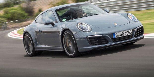 Porsche hat Probleme mit dem 911