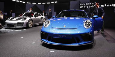 Porsche bringt 911 GT3 ohne Heckflügel