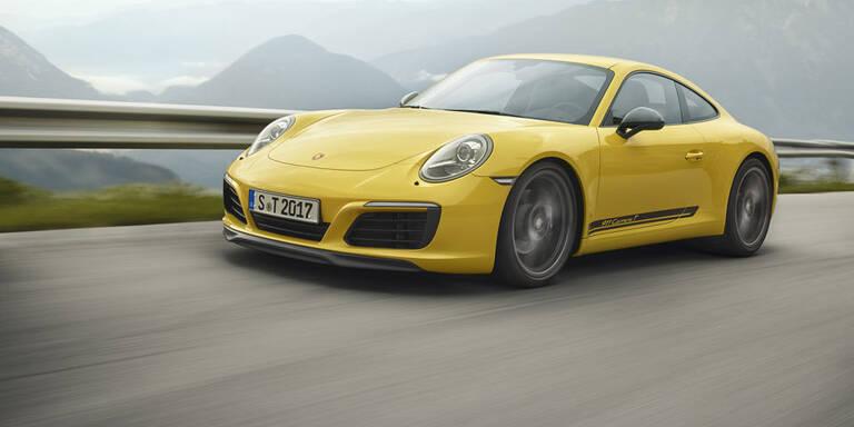 Rechtsstreit um Design von Porsche 911