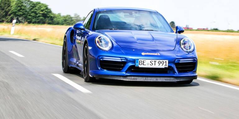 Der zurzeit schnellste Porsche 911 Turbo S