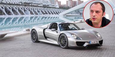 WhatsApp-Gründer verkauft Porsche-Sammlung