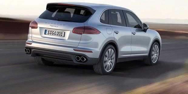 Neuer Cayenne: Porsche könnte auf Diesel verzichten
