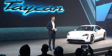 Porsche-Chef will mehr E-Autos bauen
