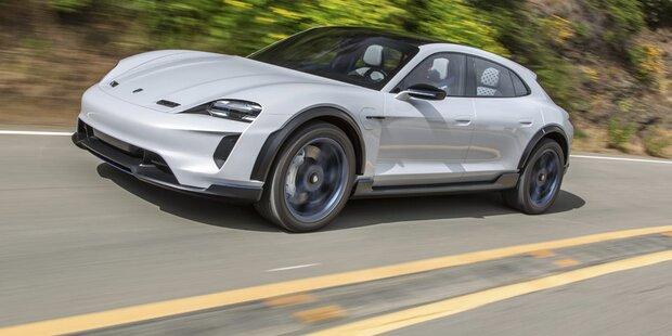 Porsches Elektro-Crossover geht in Serie