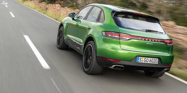 Porsche macht Ernst: Macan wird elektrisch