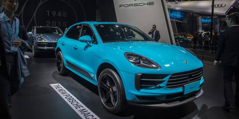 Porsche kommt wieder in Schwung