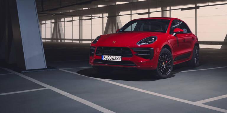 Porsche greift mit neuem Macan GTS an