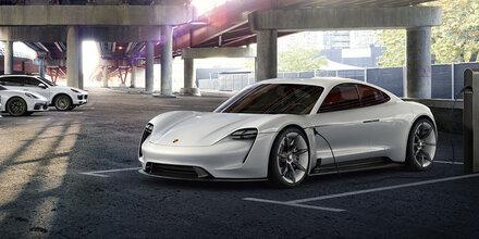 Neue Details vom ersten Elektro-Porsche