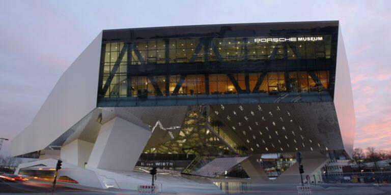 Spektakuläres Porsche-Museum eröffnet
