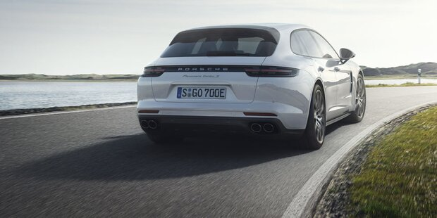 680-PS-Hybrid auch für den Porsche Kombi