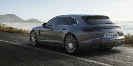 Jetzt bringt Porsche auch noch einen Kombi