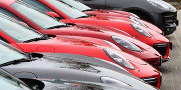 Abgas-Affäre: Ermittlungen gegen Porsche-Mitarbeiter