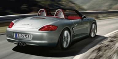 Premiere für den Porsche Boxster RS 60 Spyder
