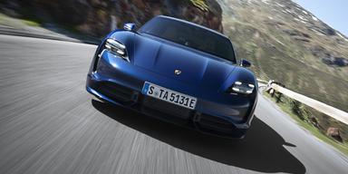 Porsche Taycan ist günstiger als der 911
