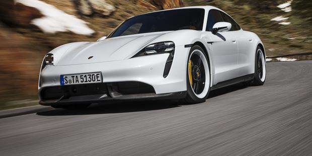 Alle Infos vom Elektro-Porsche Taycan