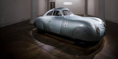 Uralter Porsche soll 18 Mio. Euro bringen