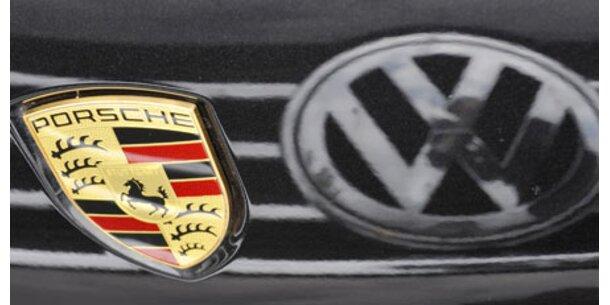 Weg frei für neuen Auto-Giganten