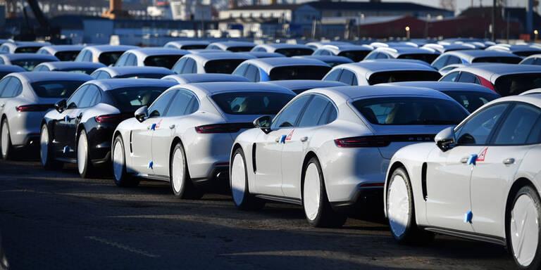 Deutschland baut immer weniger Autos