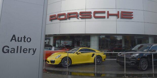 Minister erlässt Rückruf und Zulassungsverbot für Porsche Cayenne