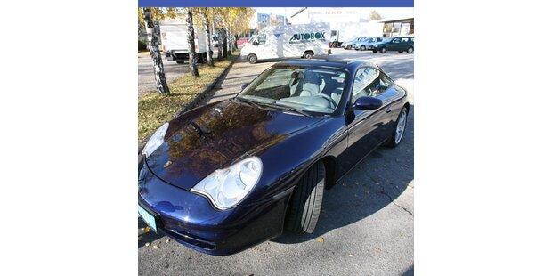Haiders Porsche wird online versteigert